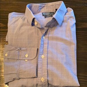 Polo by Ralph Lauren dress shirt.